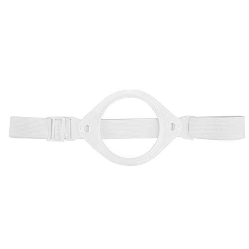 Cinturón de ostomía, cinturón de colostomía ajustable Cinturón de refuerzo de ostomía unisex Cinturón de ostomía abdominal Bolsa de colostomía Herramienta de fijación para personas mayores