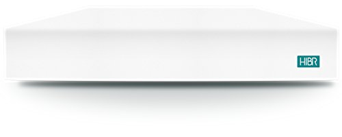 Cooling Memory Foam Mattress by HIBR - Made in the USA with Eco-Friendly CertiPUR-US Certified Cooling Technology (Full)