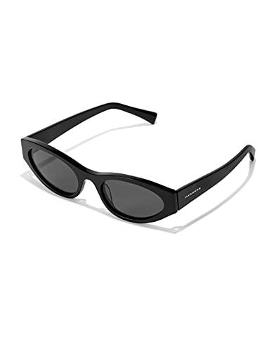 HAWKERS Cindy-Black Gafas de sol, Negro, One Size Unisex Adulto