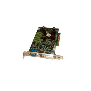 Pino tecnología pvt20a-RT NVIDIA GeFORCE364MB, DDR SDRAM, AGP 4X Tarjeta gráfica