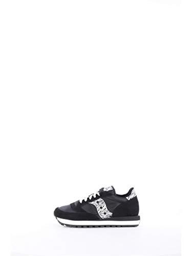 Saucony Jazz w Black Sneakers Donna 38, Black