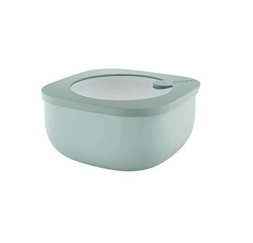 Guzzini - Store&More Kitchen Active Design - Recipientes herméticos bajos para frigorífico, congelador y microondas (L)