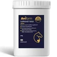 Suppleaze Gold Joint Supplement for Horses - Nourishes, Conditions and Supports Your Horses Joints - Optimum Levels of Glucosamine For Horses with MSM, HA and Vitamin C