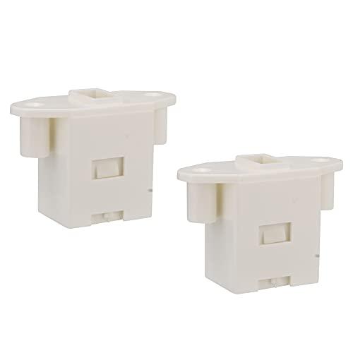 Yibuy 2 unids secador termostato fusible térmico PS11766749 reemplazo para Whirlpool