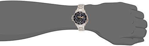 Seiko - SKZ211K1-5 Diver's - Montre Homme - Automatique Analogique - Cadran Noir - Bracelet Acier...