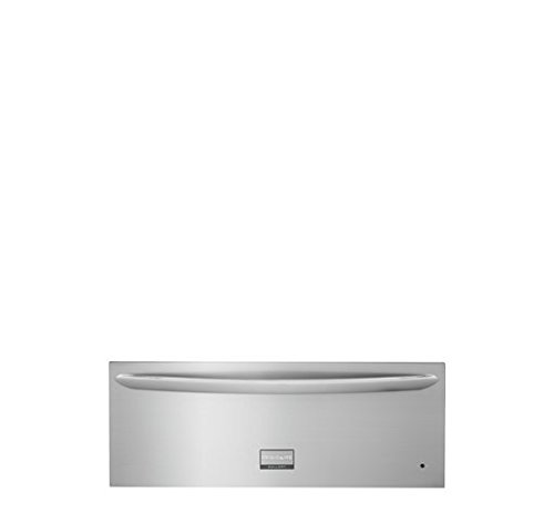 Frigidaire FGWD3065PF 30' Stainless Steel Warming Drawer with 1.6 cu. ft. Capacity in Stainless...