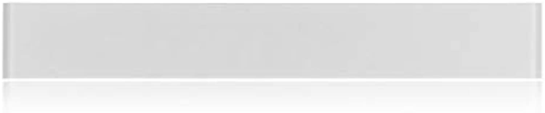 BAIF LED Aluminium Wandlampe Wohnzimmer Schlafzimmer Nachttischlampe Badezimmerspiegel Frontleuchte (Farbe  Weies Licht-61 cm)