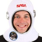 Astronaut Space Plush Costume Helmet for Adults...