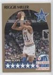 Reggie Miller (Basketball Card) 1990-91 NBA Hoops - [Base] #7