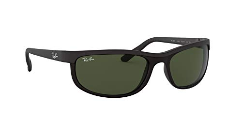 Fashion Shopping Ray-Ban Men's Rb2027 Predator 2 Rectangular Sunglasses