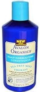 [海外直送品] アバロンオーガニック(Avalon Organics) ティーツリー ミント コンディショナー 397g