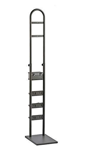 DoubleBlack Supporto Terra Aspirapolvere Dyson V7/V8/V10/V11 Stand Porta Accessori Pavimento Sostegno