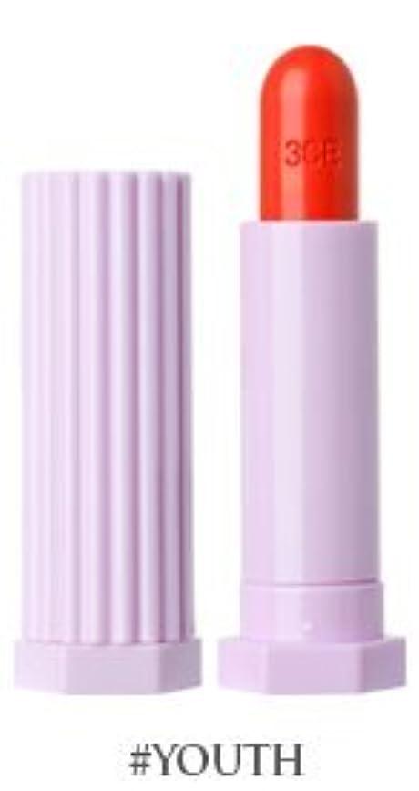 ボリューム阻害する変成器3CE ラブベルベットリップスティック / 3CE Love Velvet Lip Stick (#ユース) [並行輸入品]