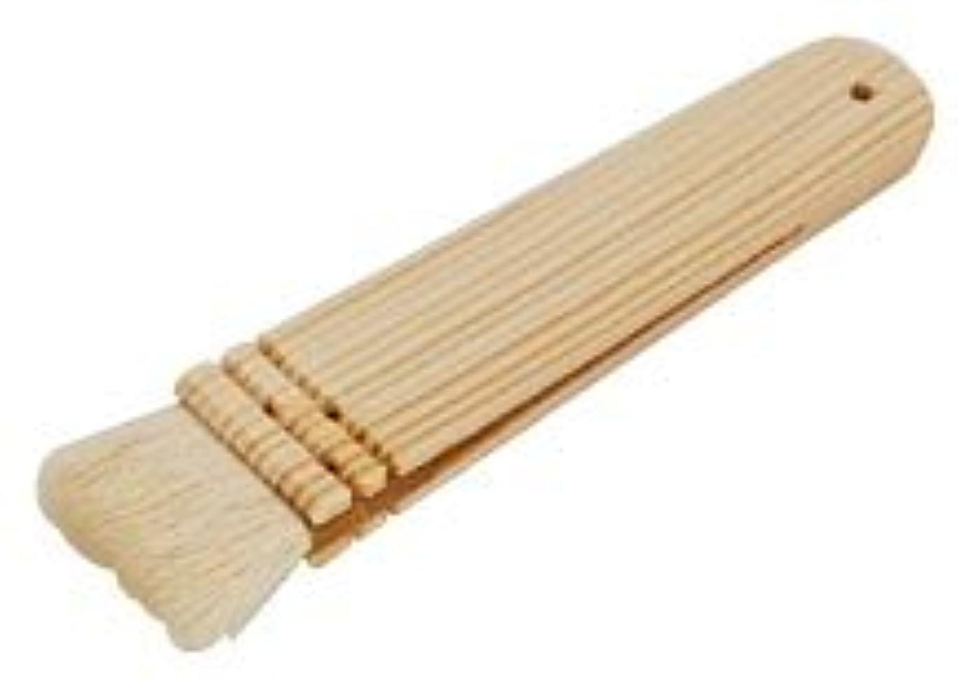 連結する受粉者常習的エステブラシ エステ用品 板刷毛 フェイスブラシ ボディブラシ ハケ ウール刷毛