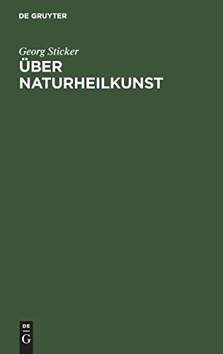 Über Naturheilkunst: Vier Reden