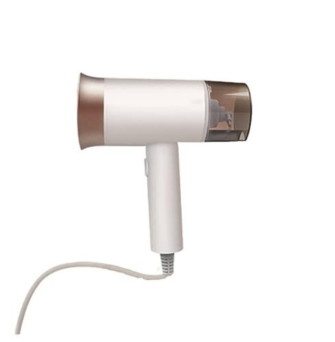 Steamer de Ropa para el hogar, vaporizador de Ropa para el hogar portátil, Usado para el hogar y el Viaje, para Eliminar Las Arrugas, el Vapor, Suavizar, Limpiar y desinfectar.