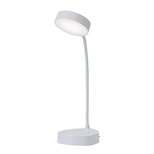 Usb Eye Protection Desk Lamp Three Color Temperature Non-Pole-Dimming Touch Type Multi-Angle Light Soft Protection Eyes Suitable For (Desk, Bedroom, Children'S Room)