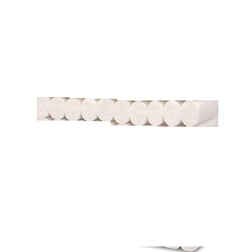 SPORS Großpackungs-Toilettenpapier, Gesteppte Luxus-Lavendelduft-4-lagige Toilettenpapierpapierrollen - 10 Rollen