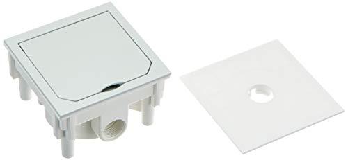 ABL delta mecanismos MINI Fußboden-Einbausteckdosen 1-fach