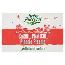 Piccole zollette di zucchero Italia Zuccheri kg 1