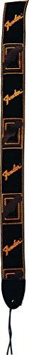 Fender 2D063 - Correa para guitarra, multicolor