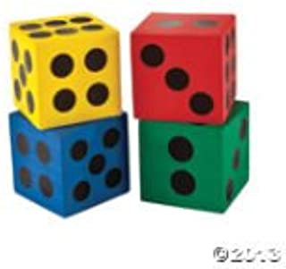 Best jumbo foam dice dollar tree Reviews