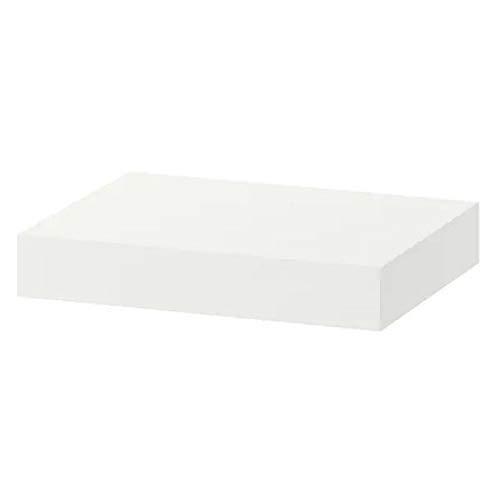 Ikea 3 x Wall shelf, white - 30x26 cm