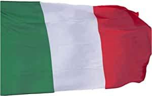 R&F srls Bandiera Italia Tricolore Italiana 60 X 90 cm Tessuto Nazionale Italiani