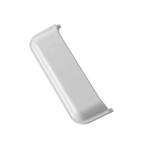 W10861225 Dryer Door Handle Dryer Replacement Parts by AMI - Replaces W10861225VP AP5999398 W10714516 PS11731583