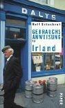 Gebrauchsanweisung für Irland von Sotscheck. Ralf (2003) Taschenbuch
