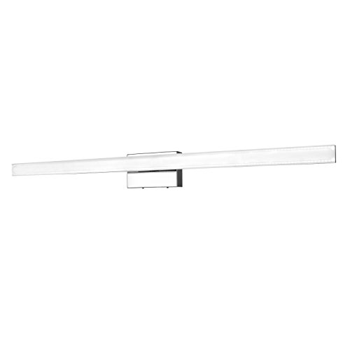 mirrea 48in Modern LED Vanity Light for Bathroom Lighting Dimmable 46w Cold White