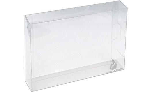 Pack of 30 x Nintendo N64 SNES Box Protectors 0.3mm PET