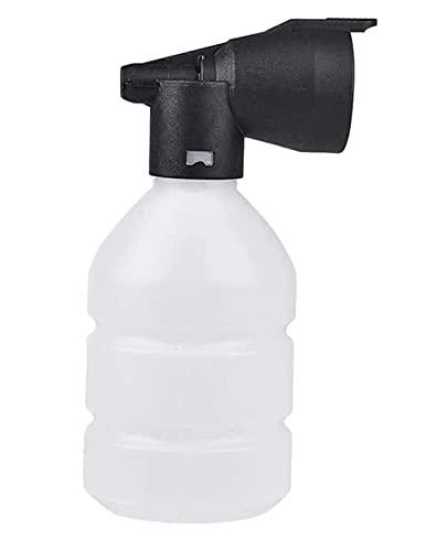 洗浄機アクセサリー 泡洗車 フォーム ポット ボトル スノーフォーム 石鹸泡発生器 泡洗濯機