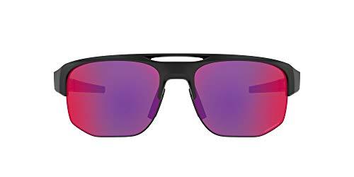 Oakley Men's Oo9424f Mercenary Asian Fit Rectangular Sunglasses