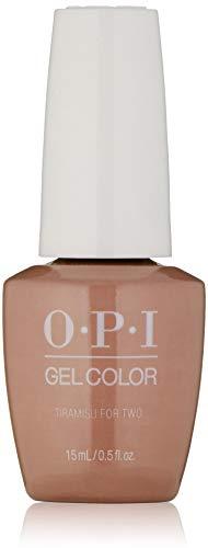 OPI Gel Color Nail Gel - Tiramisu for two, 1er Pack (1 x 15 ml)