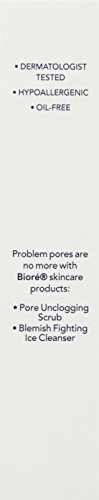 Bioré Nose+Face, Deep Cleansing Pore Strips, 24 Count Value Size, 12 Nose + 12 Face Strips for Chin or Forehead, with Instant Blackhead Removal and Pore Unclogging, Oil-free, Non-Comedogenic Use
