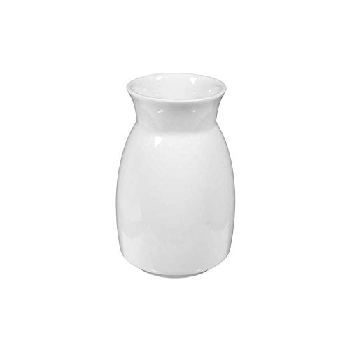 Seltmann Rondo/Liane vaas, wit, 10,5 cm, 1-delig