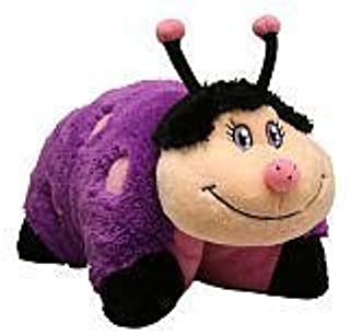 Pillow Pets 11 inch Pee Wees - Dreamy Ladybug by Unknown