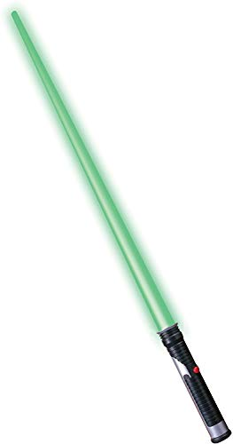 Star Wars Jedi Knight Qui Gon Jinn Lightsaber Buy Online In Bahamas Rubie S Products In Bahamas See Prices Reviews And Free Delivery Over Bsd80 Desertcart