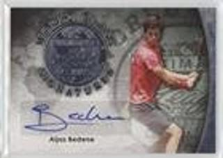 Aljaz Bedene #9/25 (Trading Card) 2015 Leaf Ultimate Tennis - World Class Signatures - Silver Etched Foil #SA-AB1