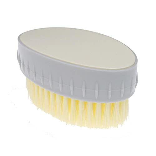 Óvalo Multifuncional All-Round Descontaminación Descalificación Remoción De Ceniza Piso Limpieza De Resiliencia Zapato Cepillo Productos para El Hogar (Color : Yellow)