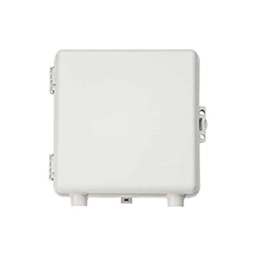Extreme Broadband Heavy Duty Weather Proof Multi Purpose Enclosure 12 x 12 x 3 Quick Install. IPE12123-LTC