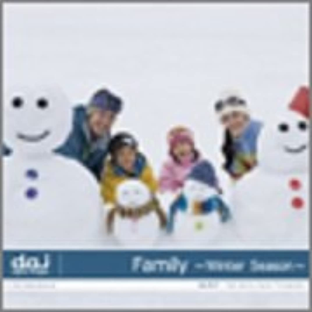 寄託繊毛本土DAJ 417 FAMILY -WINTER SEASON-