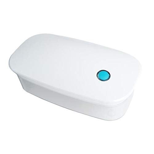 SUPVOX UV Contact Lens Cleaner Sterilisierbehälter für Kontaktlinsen