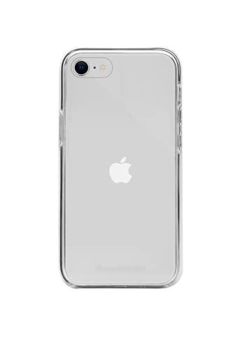 dbramante1928 Iceland - Kompatibel mit iPhone SE/8/7 - stoßabsorbierenden Schutzhülle aus 100% recyceltem, transparenten Kunststoff - Entworfen in Dänemark - Clear