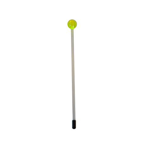 Karen Pryor Lollipop Target Stick für effektives Klickertraining in gelb / grün