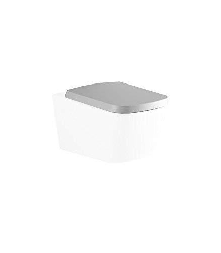 Ceramica Dolomite J438000 Sedile Termoindurente con Chiusura Rallentata Serie Mia, Bianco
