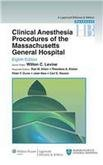 Price comparison product image Clinical Anesthesia Procedures Of The Massachusetts General Hospital 8Ed (Pb 2010)