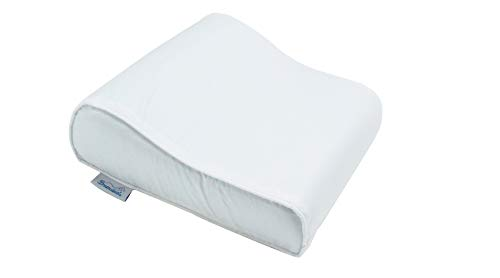 Travel Size Firm Memory Foam Contour Pillow for Cervical, Neck and Bed Comfort, by Dreamsweet