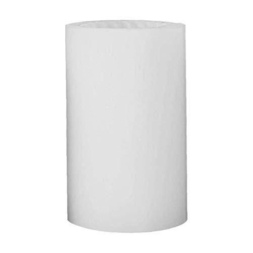Resin Mold Silikon Crystal Epoxy Gießform handgemachtes Geschenk-Harz-Fertigkeit DIY Form für Kerze Kreative Resin Crafts Dekorationen Horizontale Streifen und vertikalen Streifen Vertikale Muster